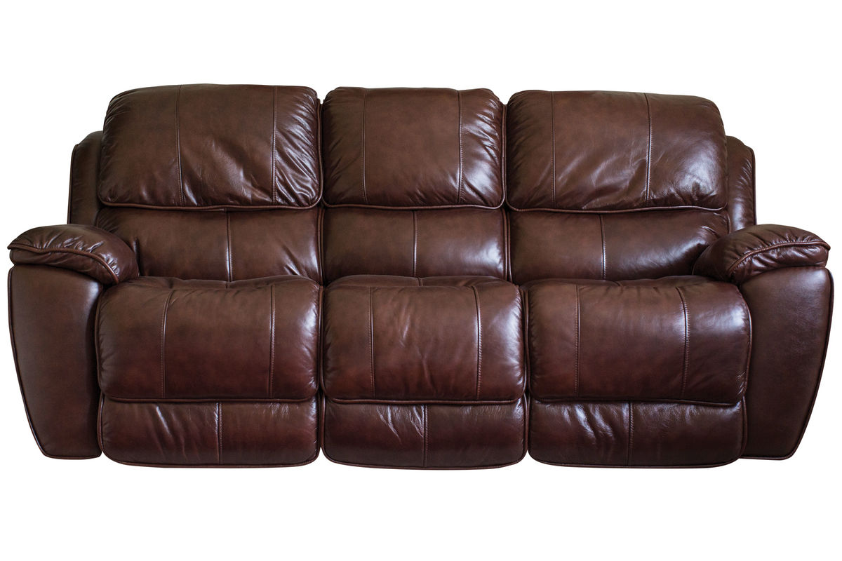 Leather Recliner Sofas Darby Home Co Kahle Leather