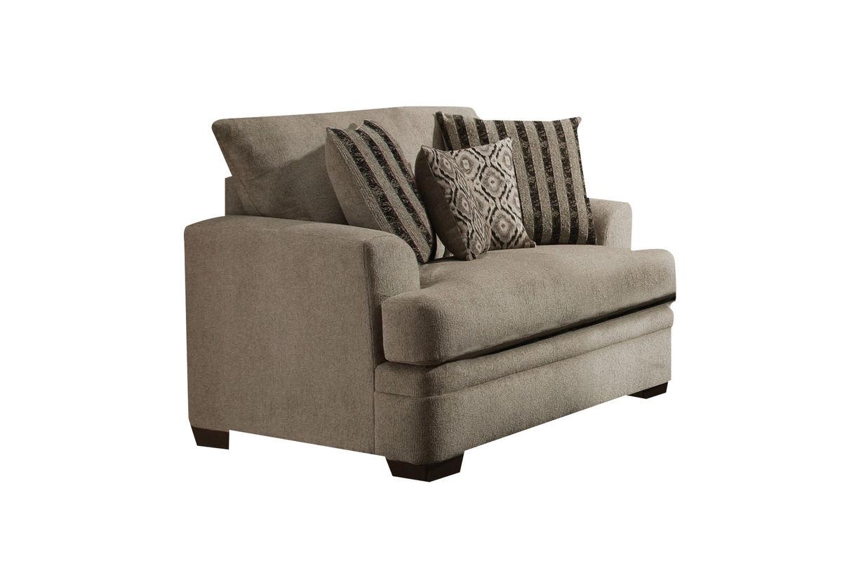 Lynwood Chenille Oversized Chair From Gardner White Furniture