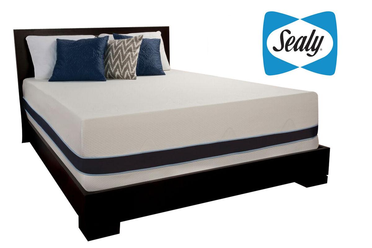 "Sealy 14"" Valmont Full Memory Foam Mattress"