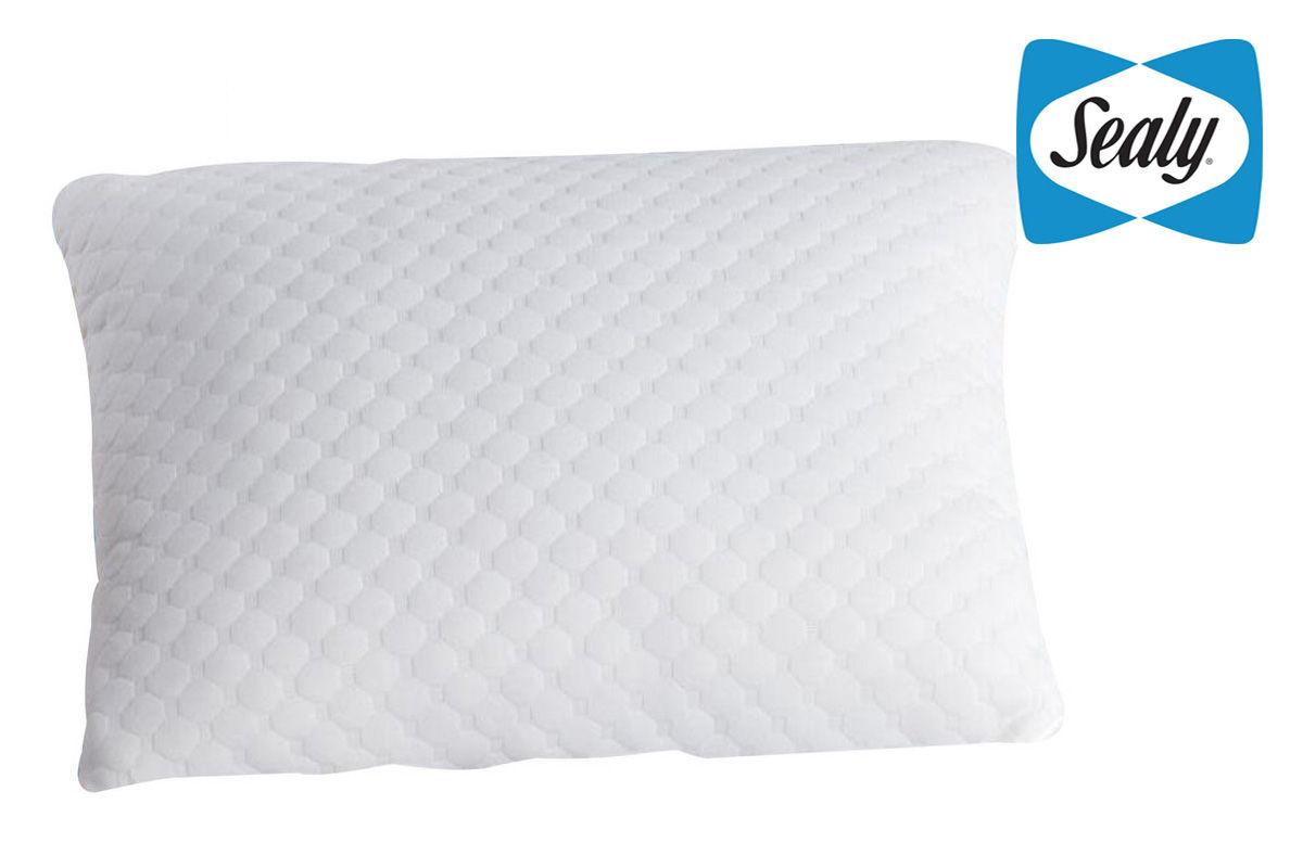 Sealy Memory Foam Standard Bed Pillow At Gardner White