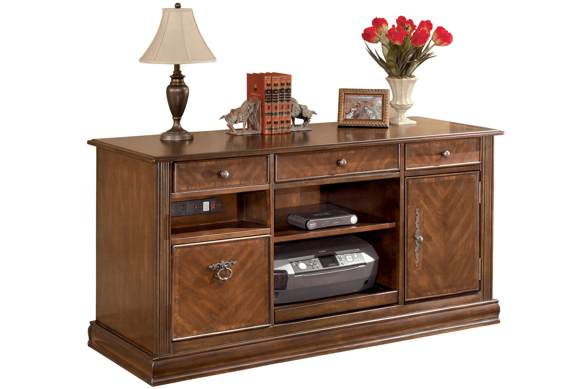 Hamlyn Home Office Credenza By Ashley