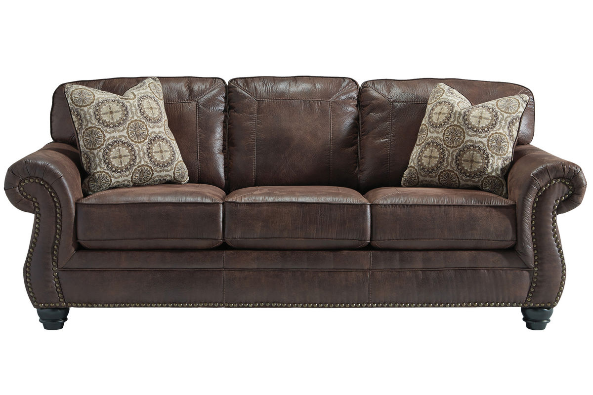 Breville Sofa With Nailhead Trim At Gardner White