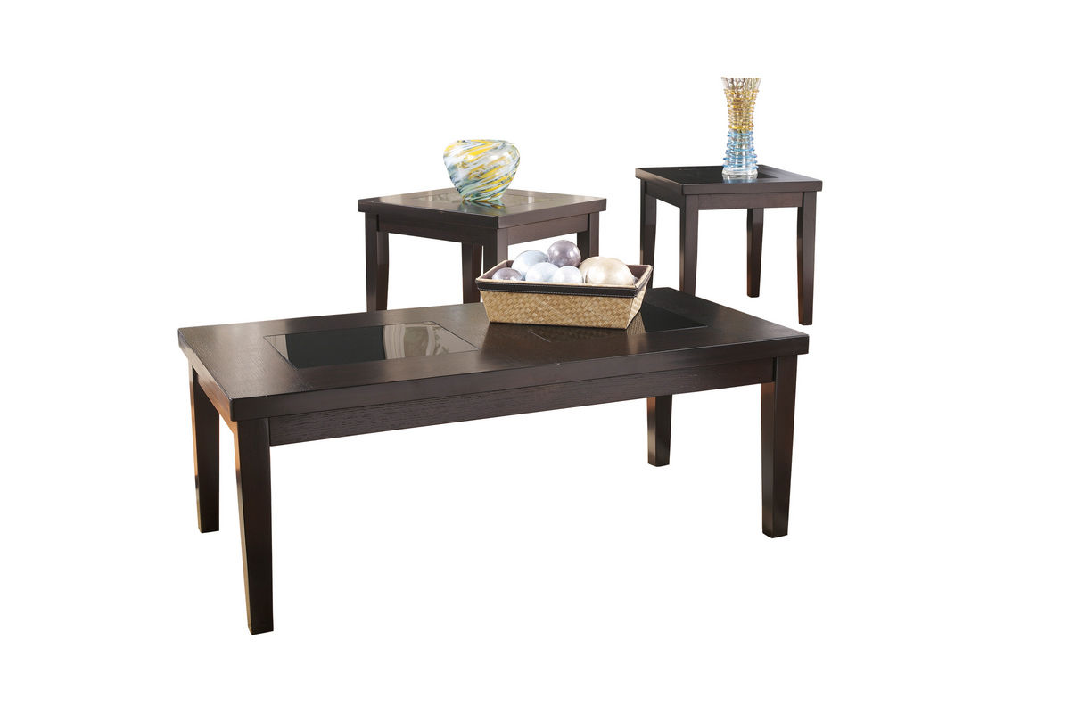 Denja Occasional Table Set by Ashley from Gardner-White Furniture
