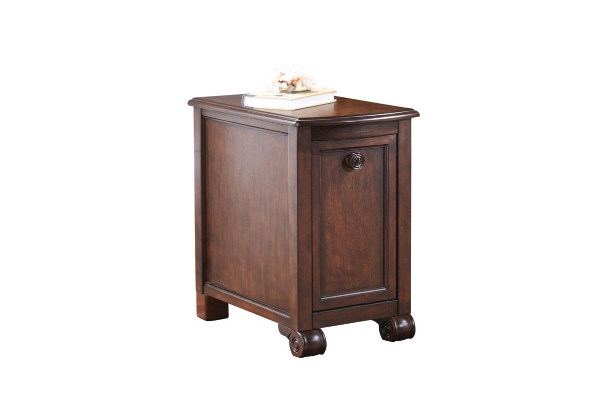 Brookfield Chair Side End Table By Ashley At Gardner White