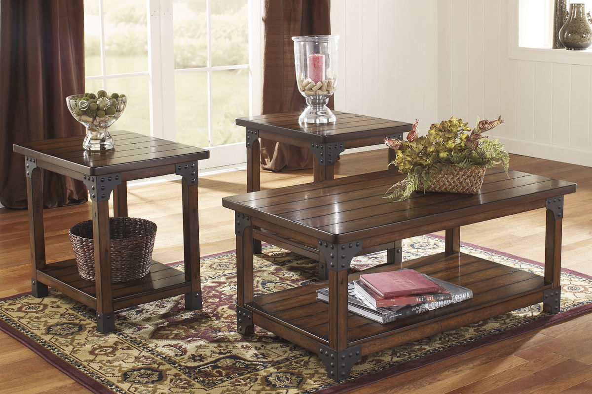 Murphy Occasional Table Set by Ashley at Gardner-White