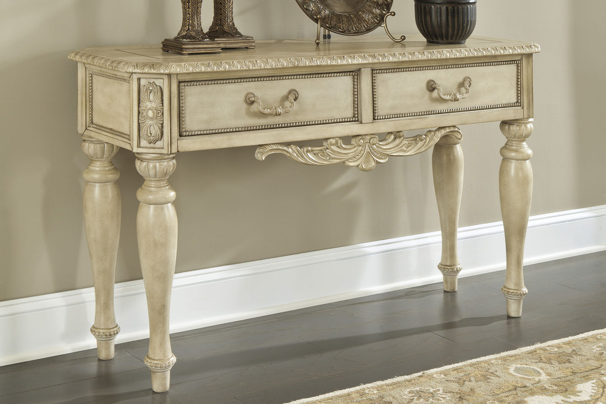 Ortanique sofa table by ashleyfdrop 170629 at gardner white for Ortanique furniture