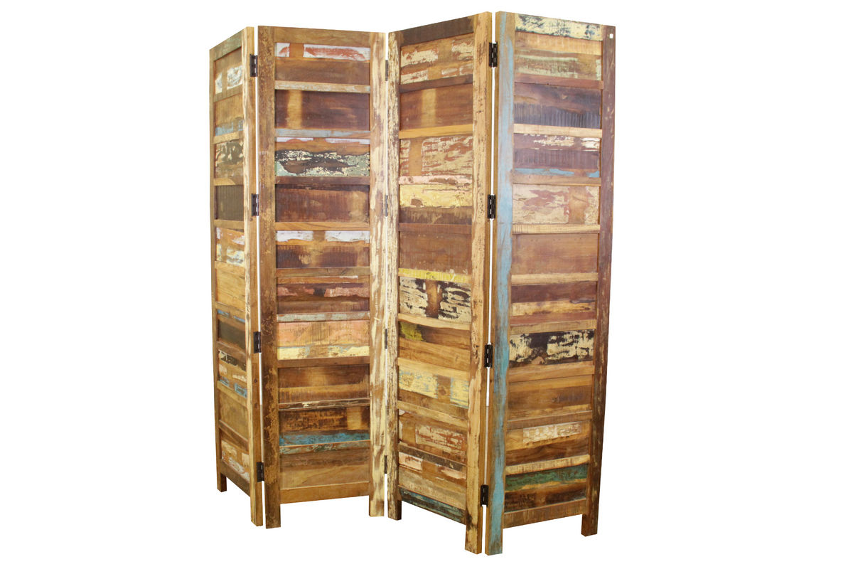 rustic room divider at gardner white