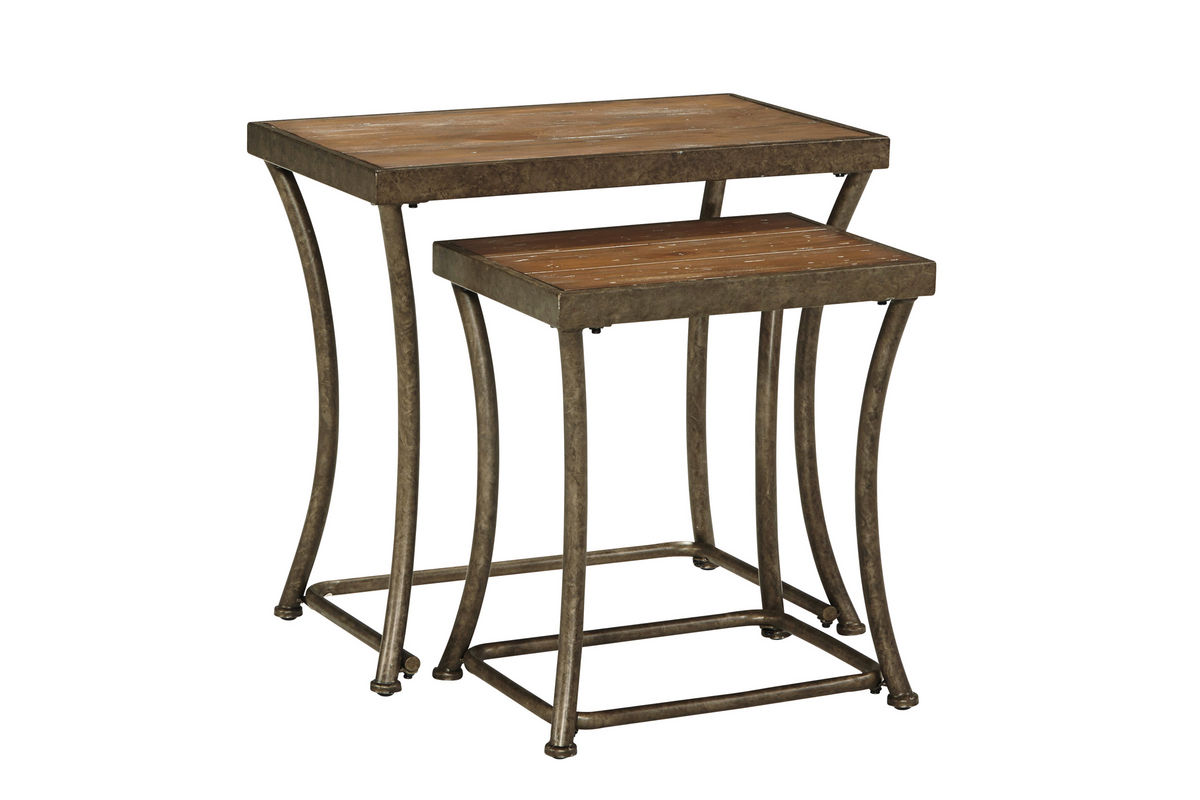 Nartina Nesting End Tables by Ashley  from Gardner White Furniture. Nartina Nesting End Tables by Ashley