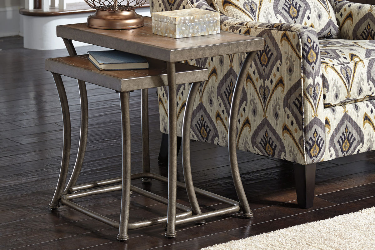 nartina nesting end tables by ashley® - share