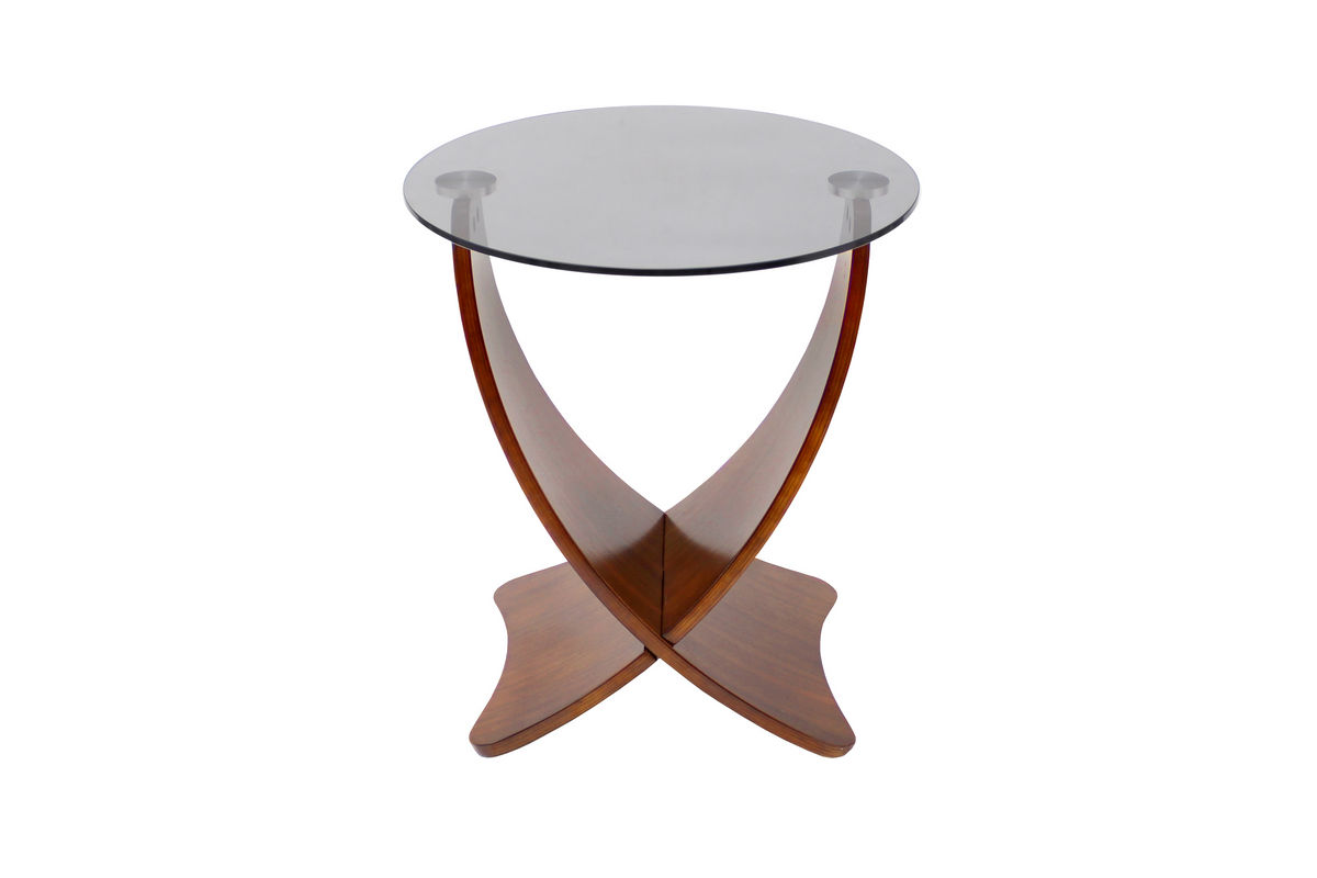 Criss Cross End Table By Lumisource At Gardner White