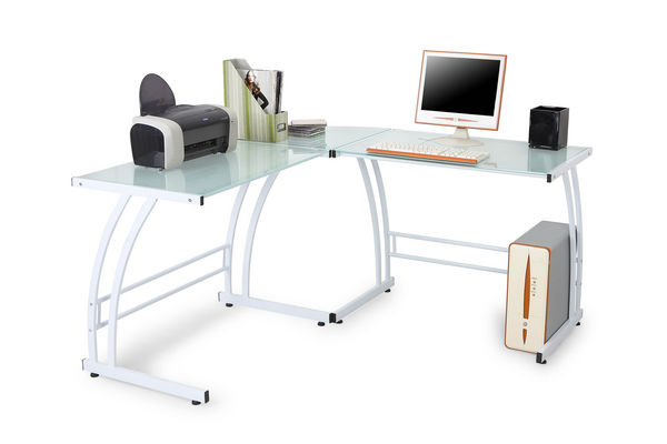 Gamma White Workstation By LumiSource