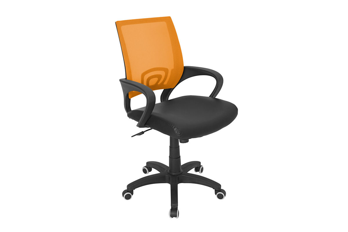Officer Orange Office Chair by LumiSource from Gardner-White Furniture