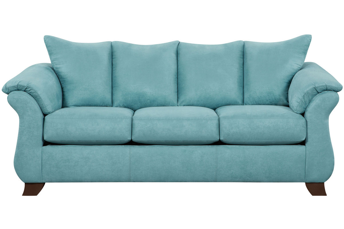 Taffy Microfiber Sofa From Gardner White Furniture