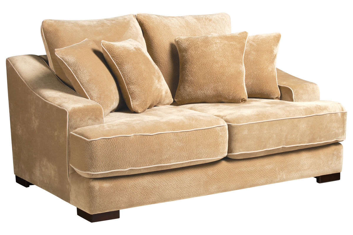 Cooper Microfiber Loveseat At Gardner White