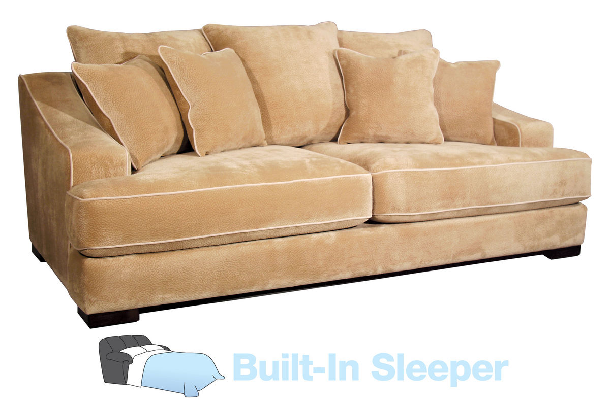 Cooper Microfiber Queen Sleeper Sofa : 644211200x800 from www.gardner-white.com size 1200 x 800 jpeg 120kB