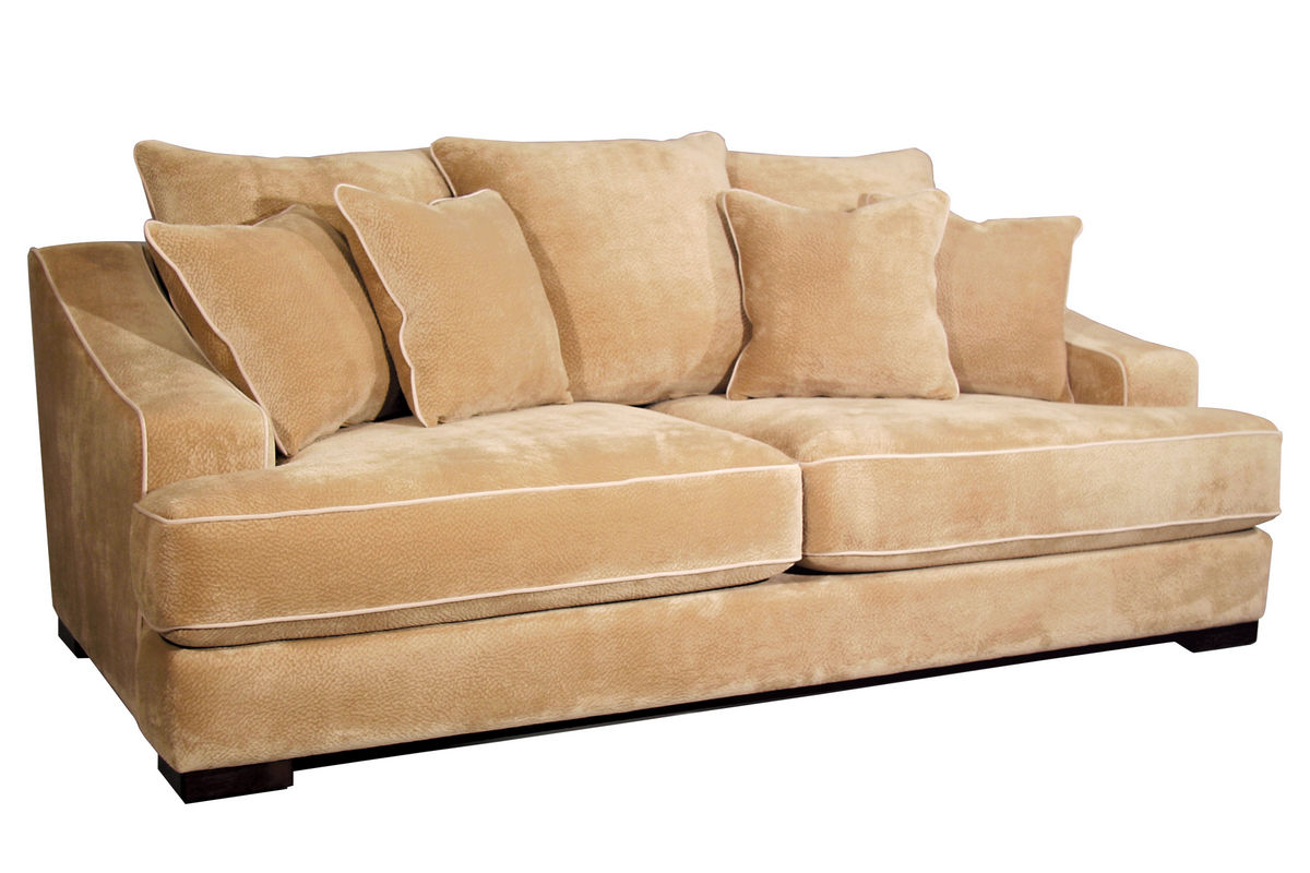Cooper Microfiber Sofa At Gardner White