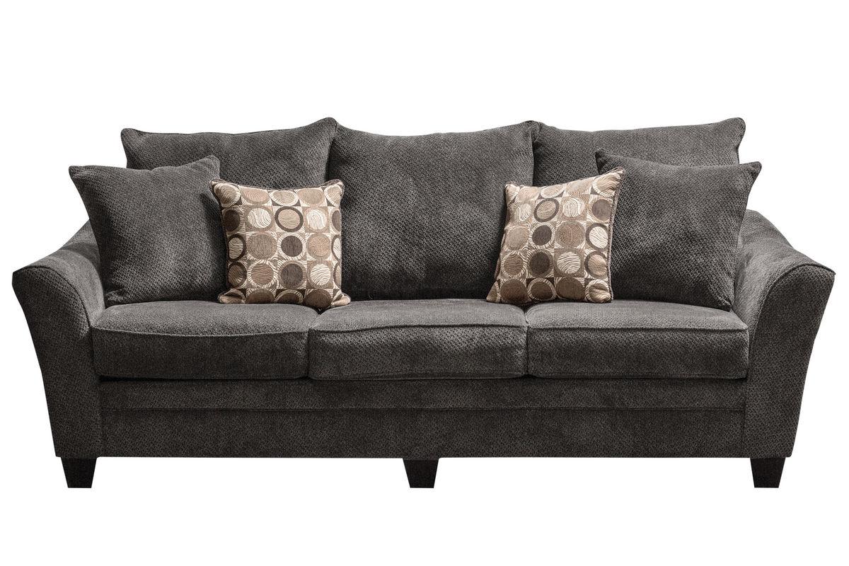 chenile sofa emelen alloy chenille sofa uu 456s ashley. Black Bedroom Furniture Sets. Home Design Ideas