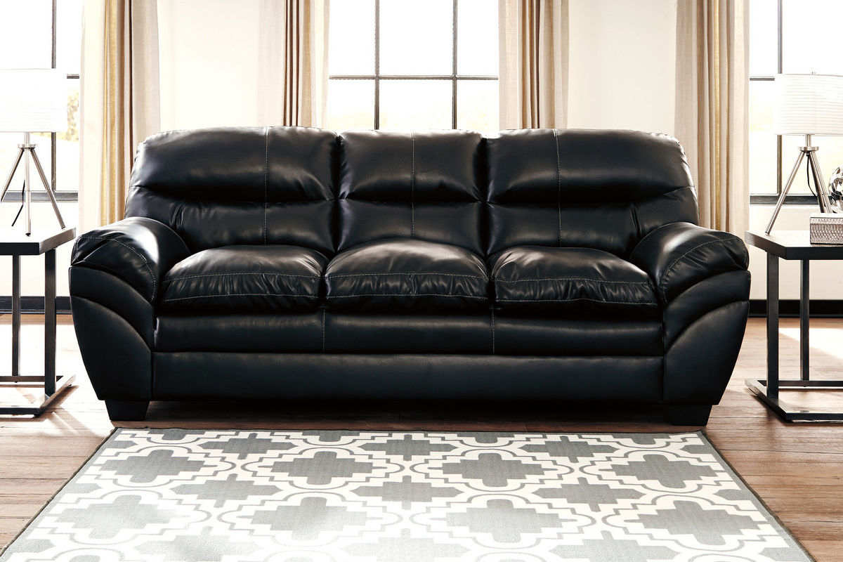 Dayne Bonded Leather Sofa