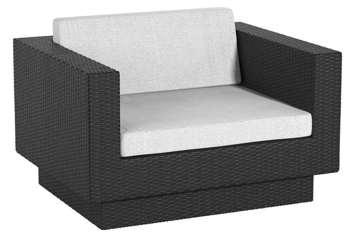 Outstanding Park Terrace Black Patio Chair Machost Co Dining Chair Design Ideas Machostcouk