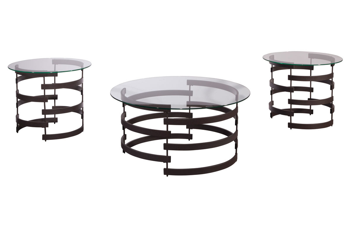 Kaymine Occasional Table Set By Ashley From Gardner White Furniture