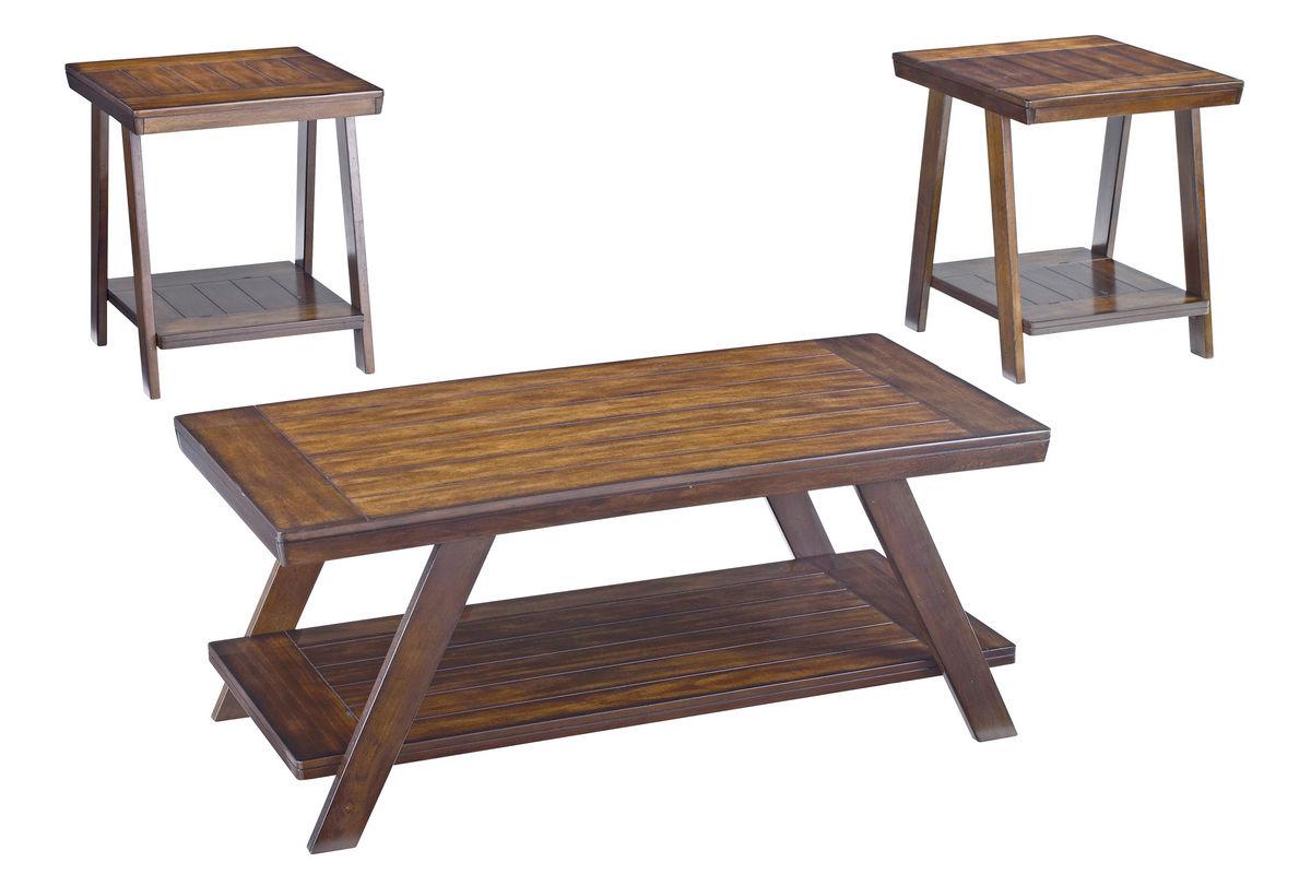 Bradley Occasional Table Set By Ashley At Gardner White