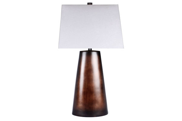 brown table lamps. Brushed Brown Table Lamp Save $118 Now $81.94 Lamps