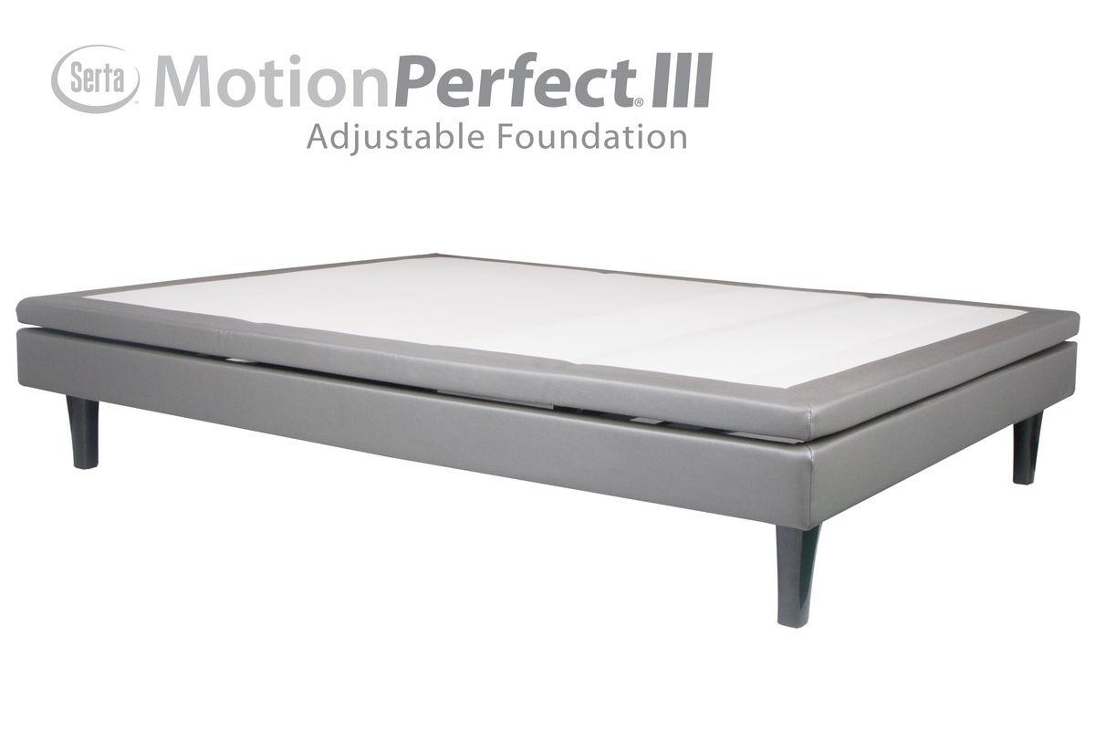 Serta Motion Perfect Iii Divided King Adjustable Base