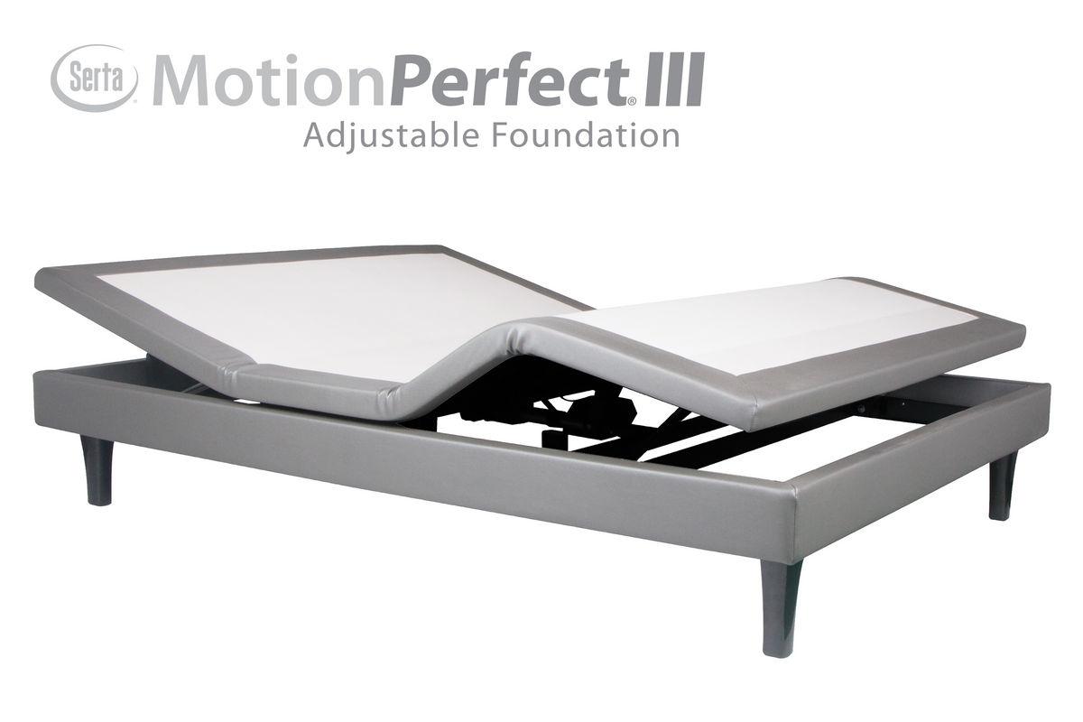 Serta® MotionPerfect® III Queen Adjustable Base from Gardner-White Furniture