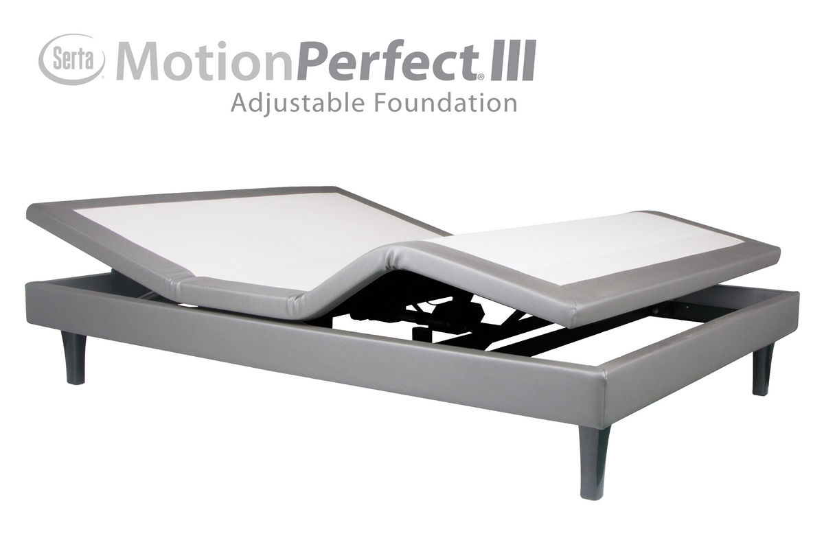 Serta® MotionPerfect® III Twin XL Adjustable Base from Gardner-White Furniture