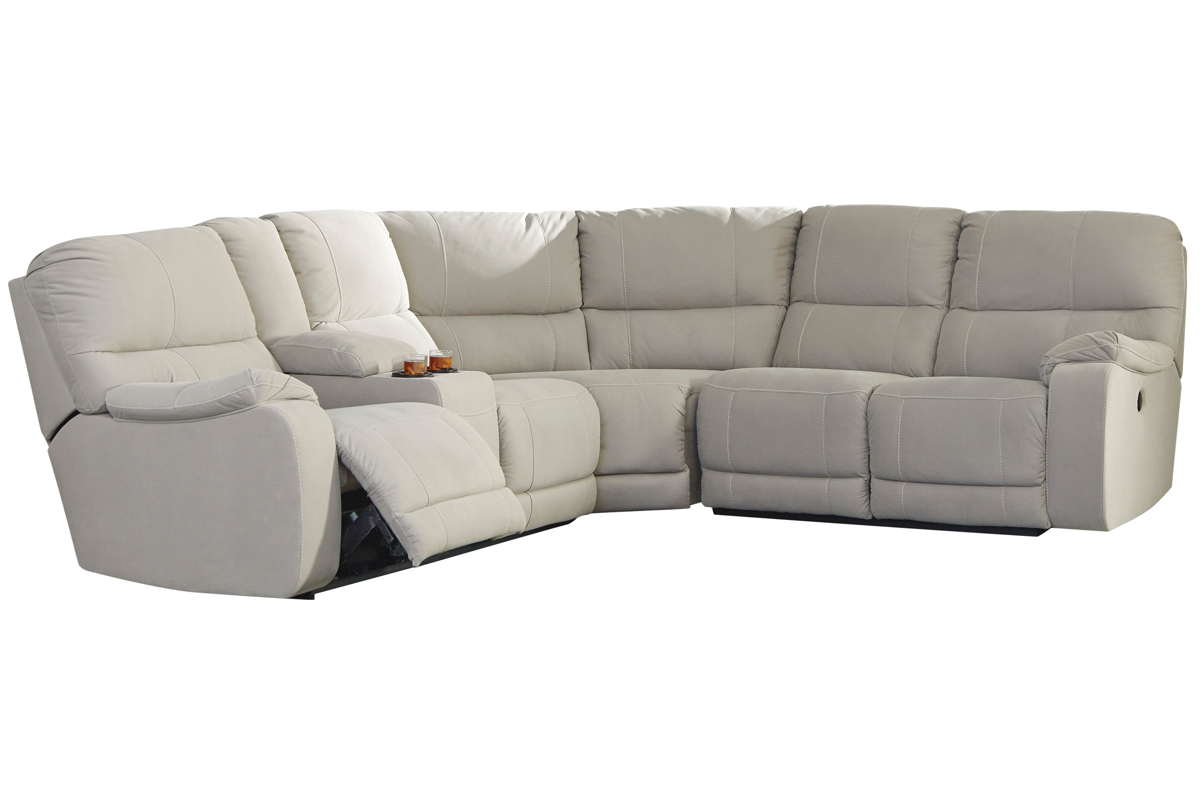Gypsy Four piece Left Arm Sectional