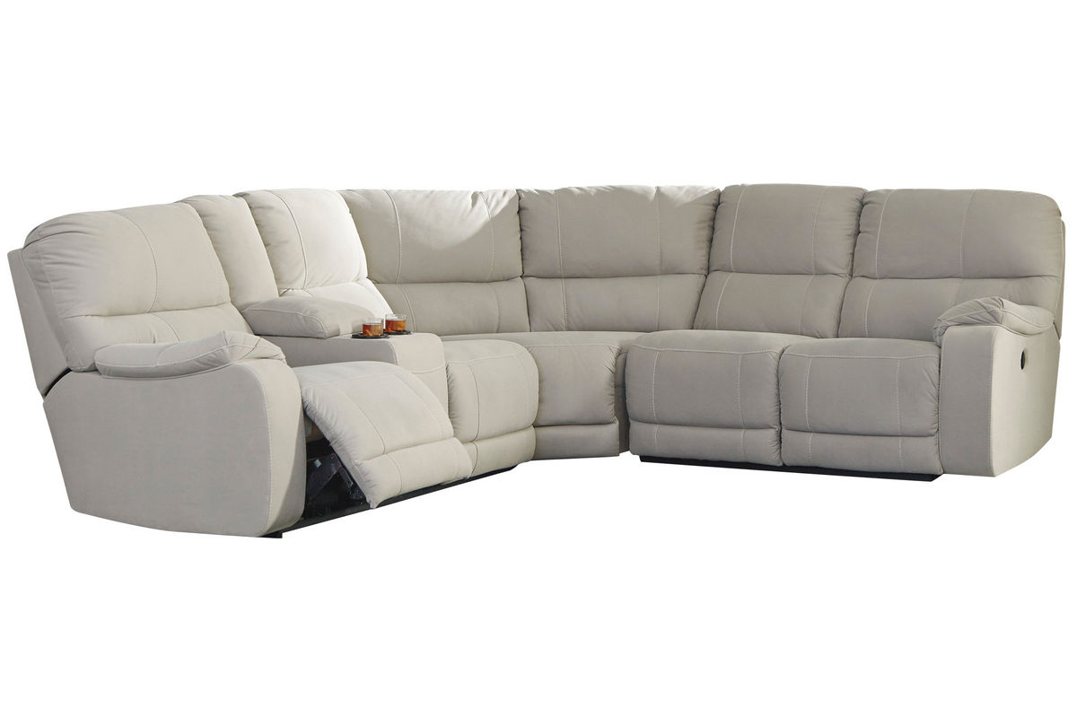 Bohannon 3-Piece Power Reclining Sectional from Gardner-White Furniture  sc 1 st  Gardner-White : 3 recliner sectional - Sectionals, Sofas & Couches