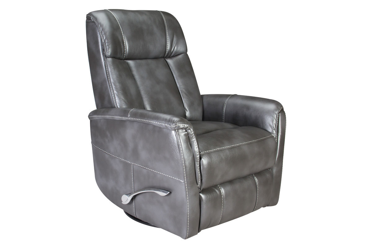 Bolero Slate Recliner At Gardner White