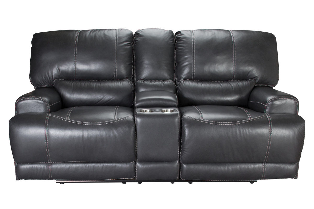leather home black loveseat bennett overstock product garden shipping free today reclining