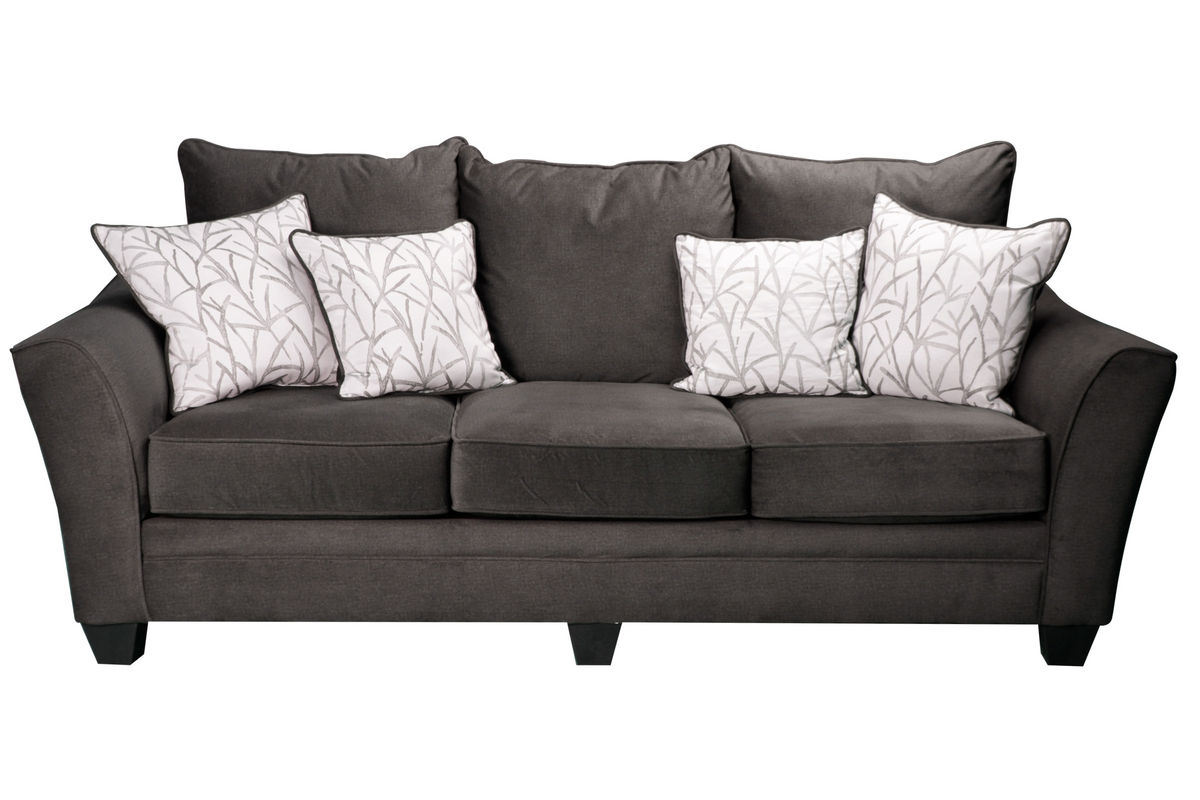 Cosmo Microfiber Sofa From Gardner White Furniture