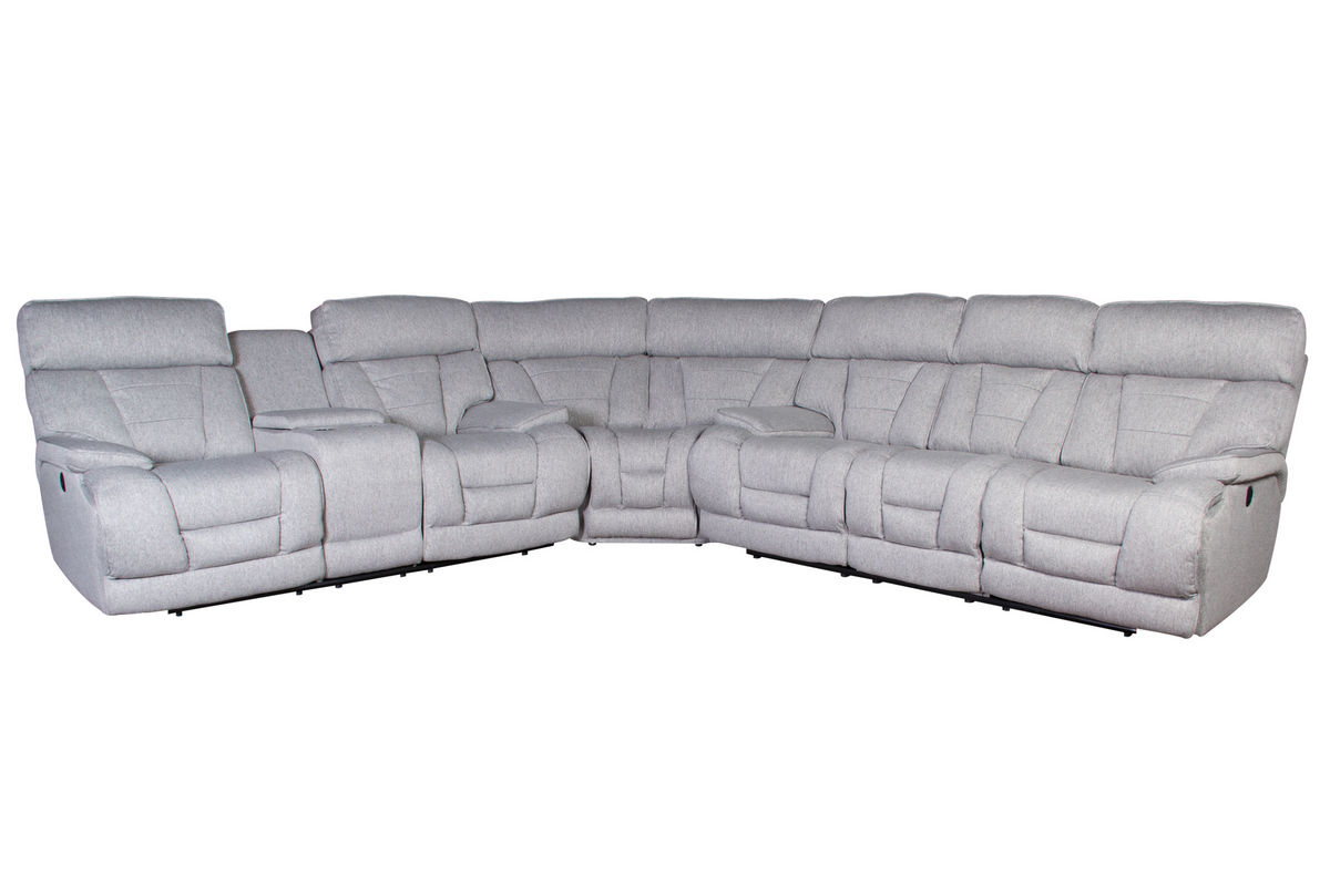 Dawson Power Reclining Sectional From Gardner White Furniture