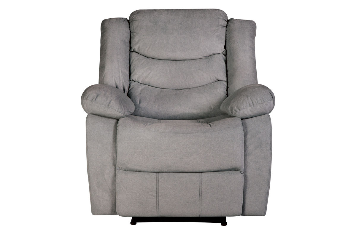 Cosmo Gray Power Recliner from Gardner-White Furniture
