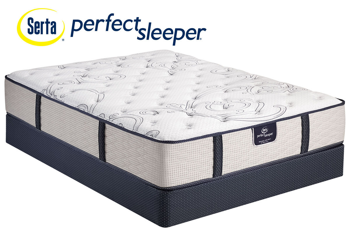 Serta Perfect Sleeper Dunkin Plush Twin Mattress