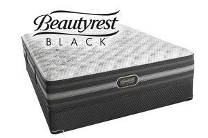 floor sample beautyrest black calista king mattress canton was outlet