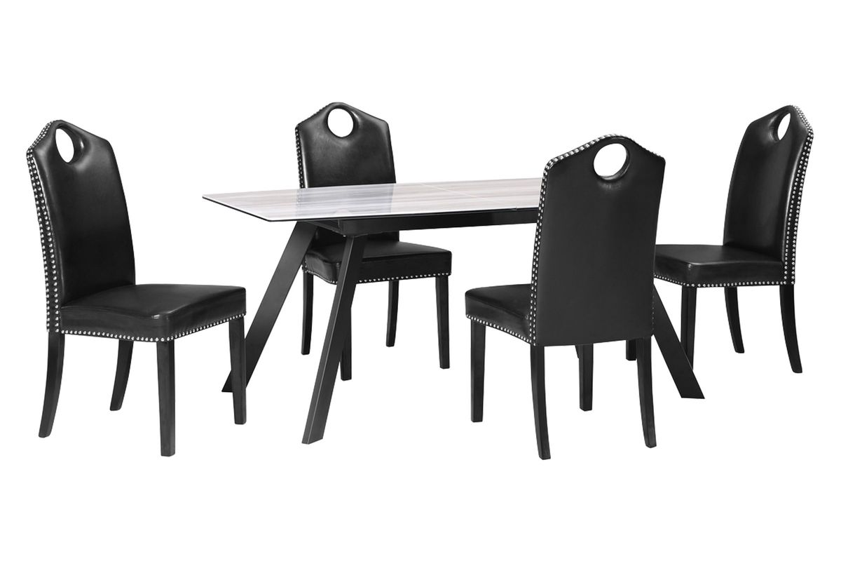 Samantha 7 Piece Dining Set From Gardner White Furniture