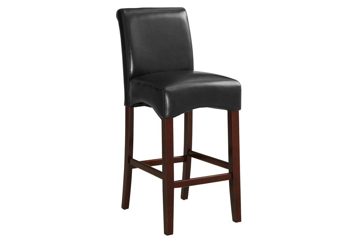 Jordan 30 Black Barstool From Gardner White Furniture