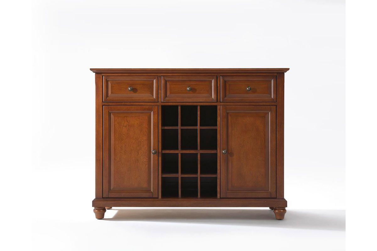Cambridge Buffet Server/Sideboard Cabinet With Wine