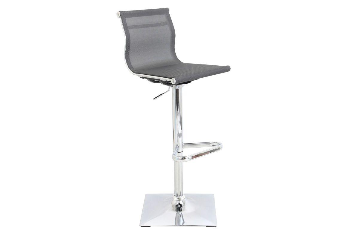 Amazing Mirage Height Adjustable Barstool With Swivel By Lumisource Uwap Interior Chair Design Uwaporg