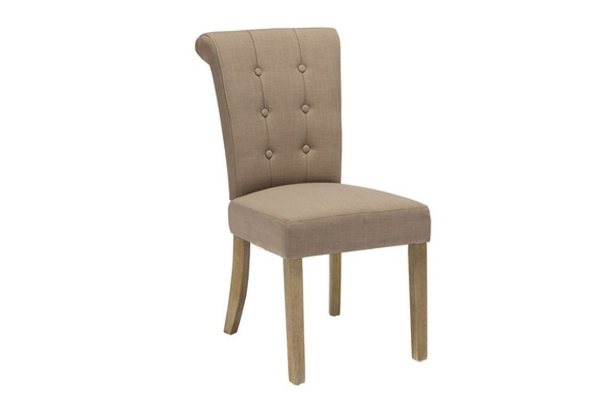Tristan Light Brown Dining Chair from Gardner-White Furniture