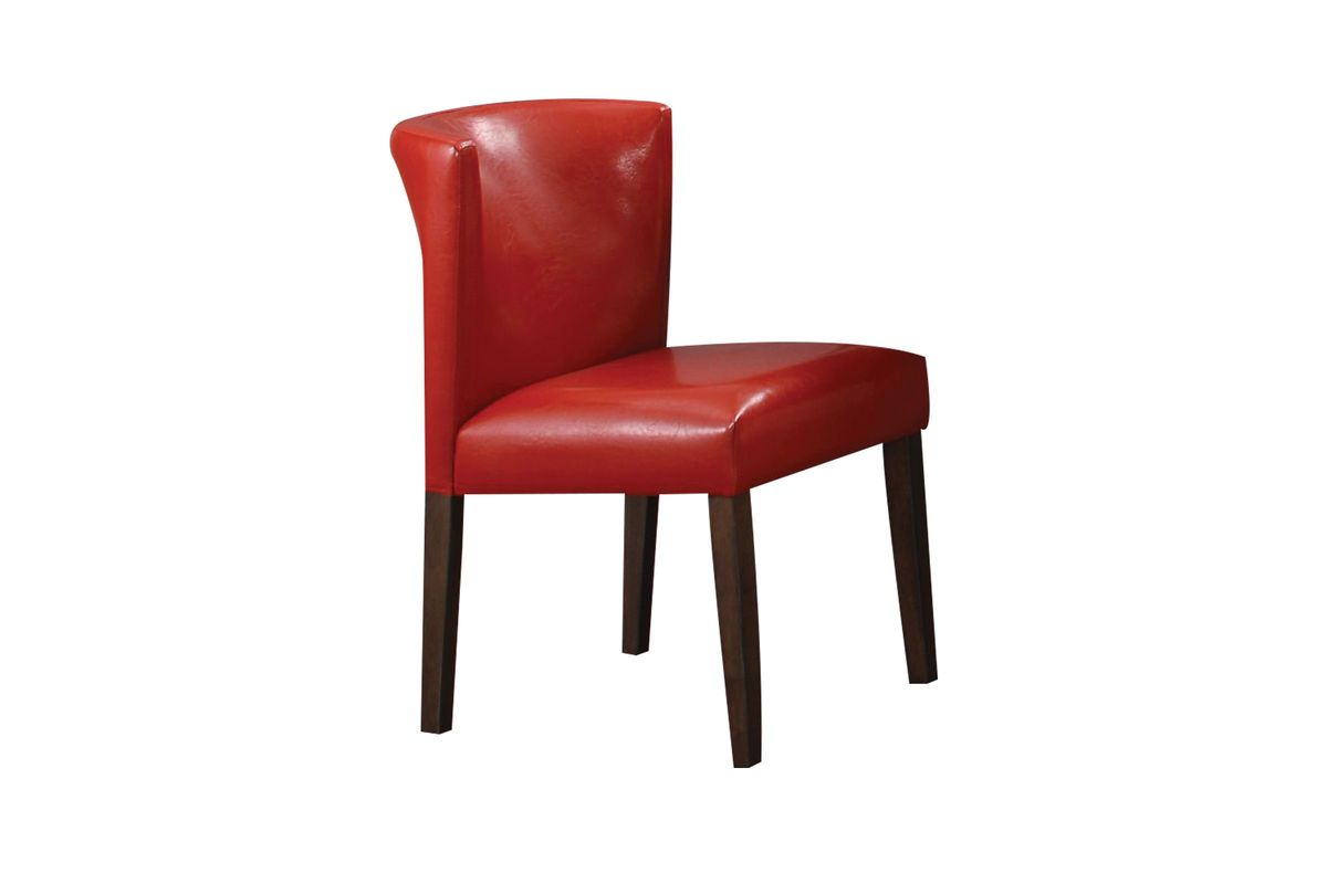 Fleming Red Side Chair From Gardner White Furniture