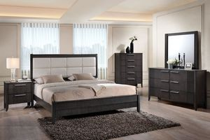 Belair 5 Piece King Bedroom Set Now $1,499.99 $1,199.99 + We Pay Your Tax