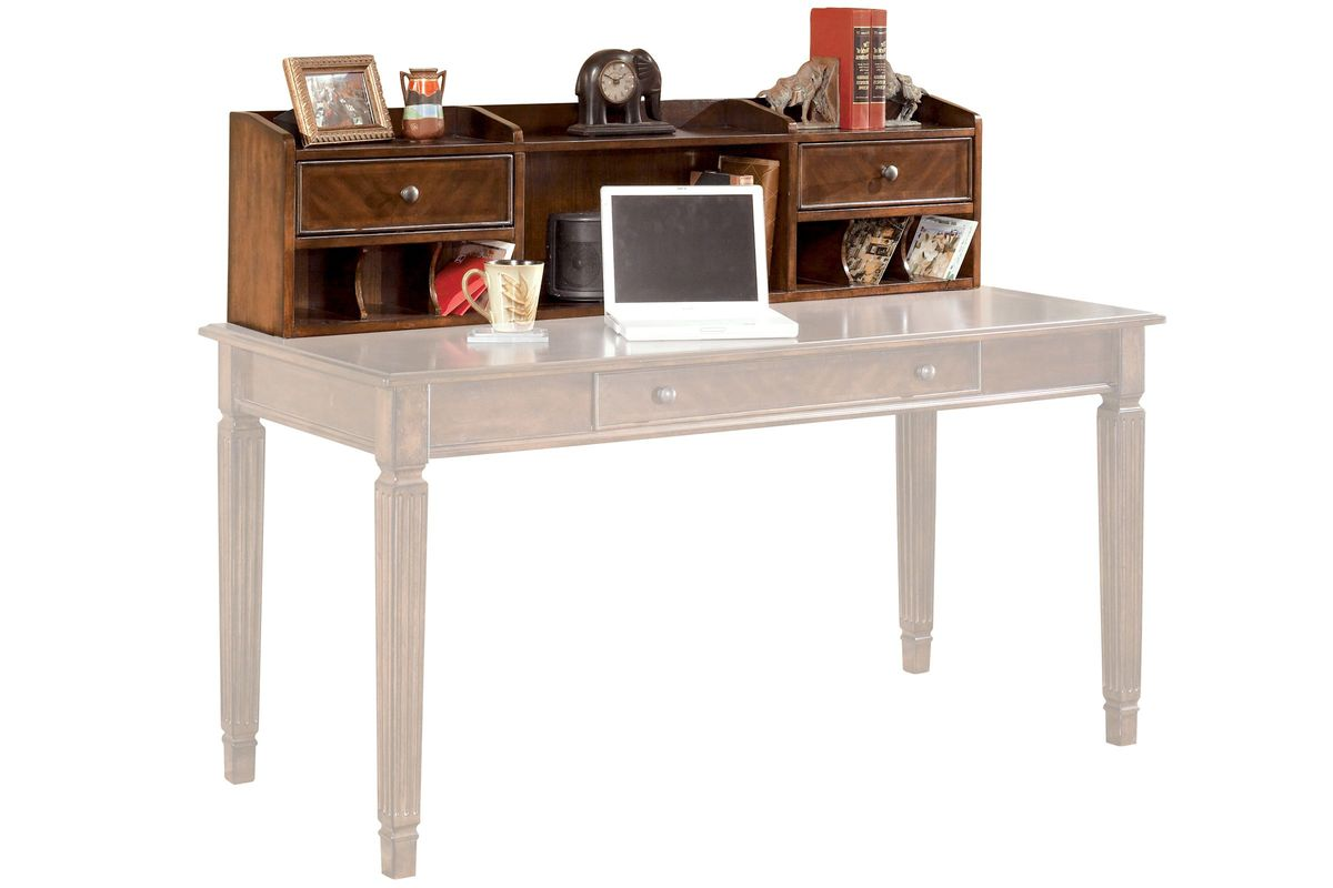 Hamlyn Home Office Short Desk Hutch By Ashley (Hutch Only) From  Gardner White