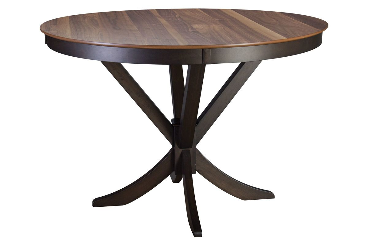 Turner round pub table at gardner white turner round pub table from gardner white furniture watchthetrailerfo
