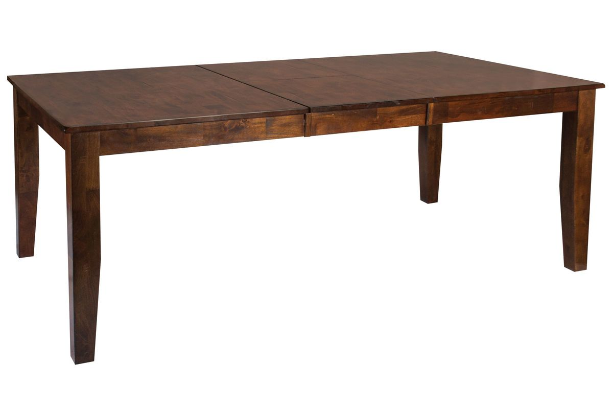 Kona solid wood dining table at gardner white for White wood dining table