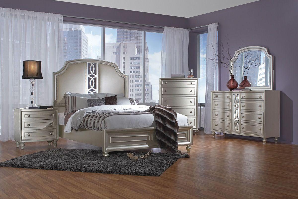 Colleen Queen Bed