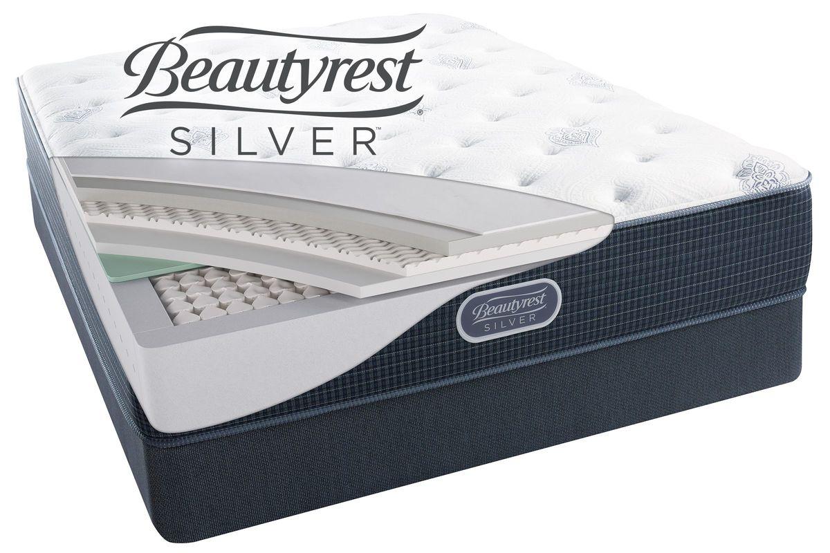 Beautyrest 174 Silver Open Seas Luxury Firm Queen Mattress